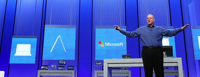 Microsoft Debuts Upgrade To Windows 8 Operating System