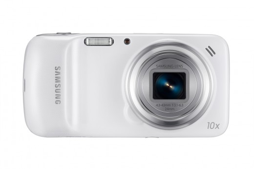 GALAXY S4 zoom 4 520x346 Samsung announces the Galaxy S4 zoom, sporting a 16 megapixel camera and 10x optical zoom