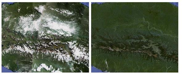 GM2 Google Maps gets new cloud free satellite imagery for a clearer view of the world