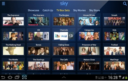 GT N8000 Standard BOX SETS 520x329 BSkyB starts rolling out enhanced search feature for Sky+, letting you search by cast, keywords and more