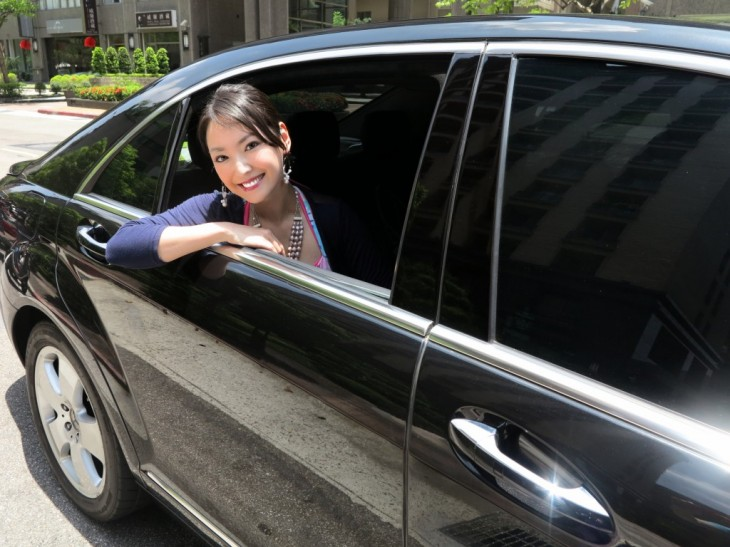 Lisa1 1024x768 730x547 Uber brings its private car service to Taipei, Taiwan, its second new launch in Asia this week