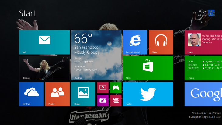 Screenshot 12 730x410 Hands on with Windows 8.1, Microsofts refitted vision for the future of computing