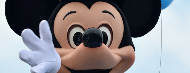 JAPAN-ENTERTAINMENT-DISNEY-ANNIVERSARY