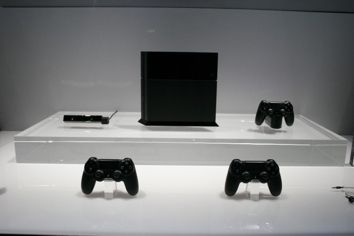 playstation4 730x486 E3 showdown: Xbox One vs PlayStation 4