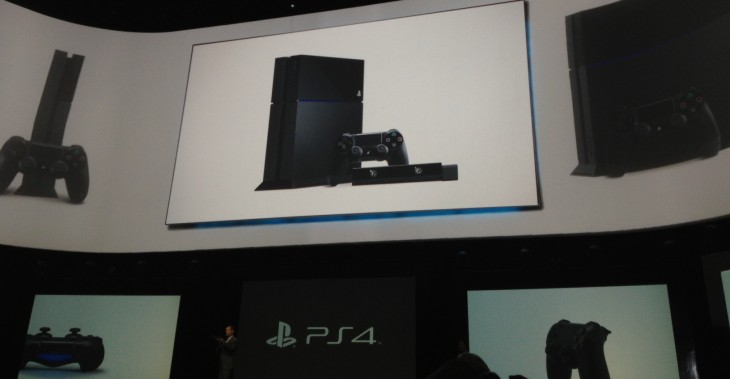 ps4 launch1 730x379 Sony finally unveils the PlayStation 4, shows off images of its new console this time