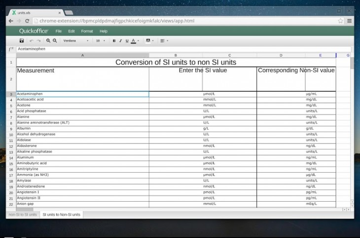 shHDw7s 730x484 Google adds native Microsoft Word and Excel file editing to latest Chrome OS build