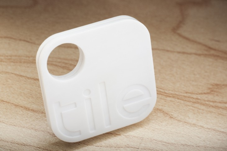 tile01 730x486 Reveal Labs launches a $20k crowdfunding campaign for its Tile Bluetooth device to find lost items
