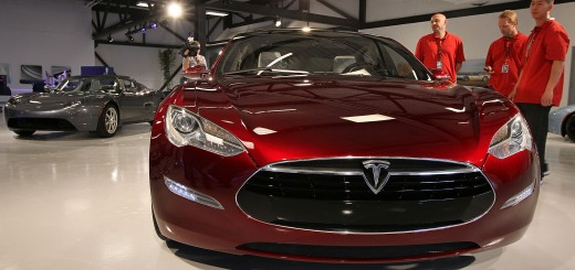 Gov. Arnold Schwarzenegger And Tesla Motors Make Announcement