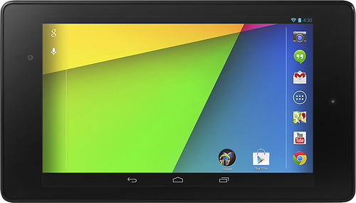1484847 sa Google unveils thinner, lighter Nexus 7 successor with 1080p display and 5MP camera, starting at $229.99