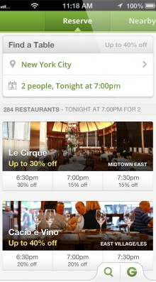 51 220x397 Groupon Reserve lands on iOS, bringing premium offers to users on the move