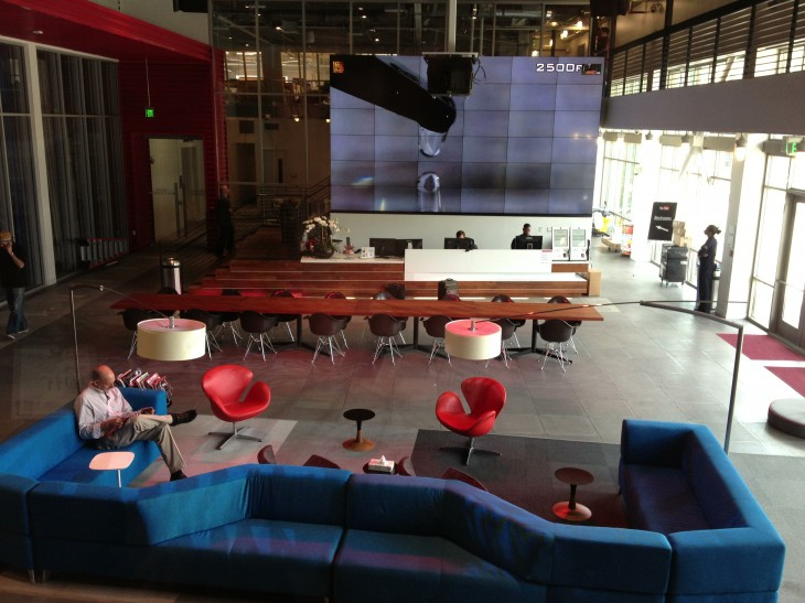 Photo Jun 11 10 18 52 AM 730x547 Inside YouTubes massive LA studio where it hopes to foster content that will rival television and cable