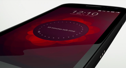 Ubuntu mobile 520x281 Ubuntu Edge: Canonical wants to crowdsource more than $1m per day for its first smartphone