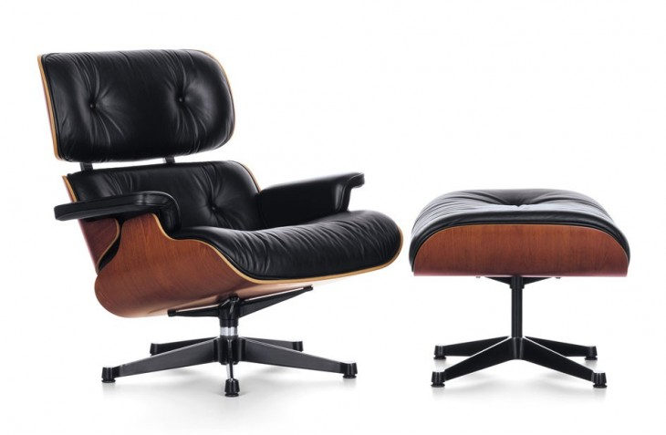 Vitra Eames Chair Papillon Interiors 4 730x477 10 vintage hardware designs that are just as modern today as they were when they were made