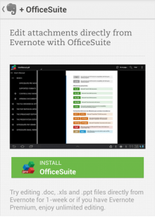 android officesuite 220x308 Evernote for Android gets OfficeSuite support and quick reminders, while Skitch adds PDF annotations