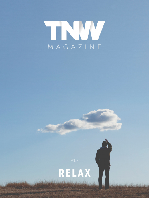 cover 520x693 Relax… The new issue of TNW Magazine is available to download now