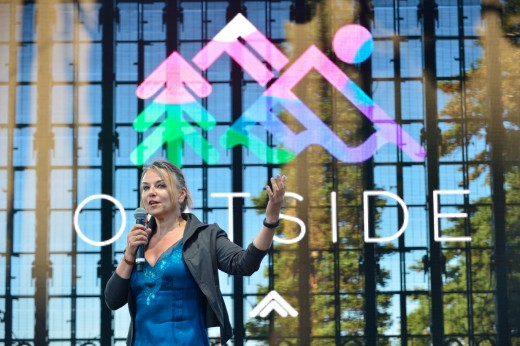 esther perel 520x346 Entrepreneurs gather in Eden for the first Summit Outside