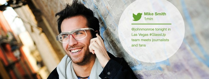 glassup 730x278 GlassUp officially launches its crowdfunding campaign for a lightweight take on smart glasses