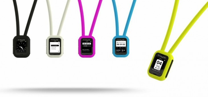 Kreyos smartwatch crowdfunding campaign passes $1 million in contributions