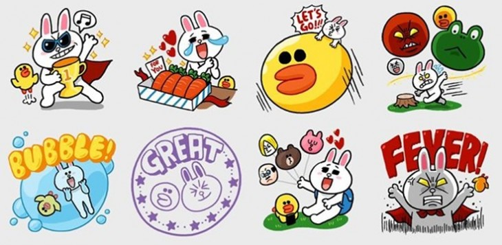 line stickers51 730x357 How Twitter can prevent a massive user exodus in Asia