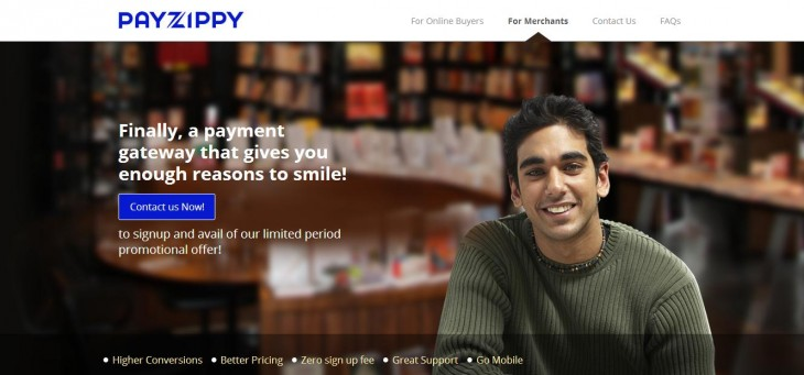 payzippy 730x341 Indias Flipkart launches payment solution for merchants, has plans for consumer service
