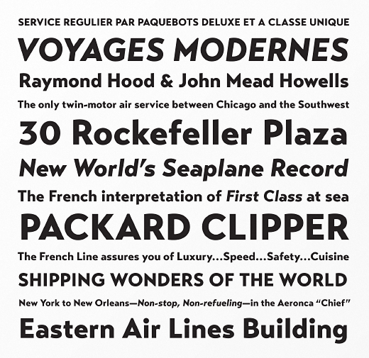 transat text 30 of the most beautiful typefaces released last month