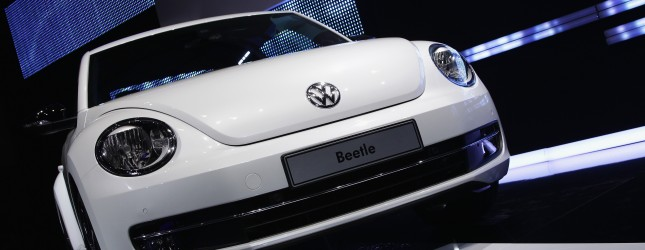 Volkswagen Presents New VW Beetle