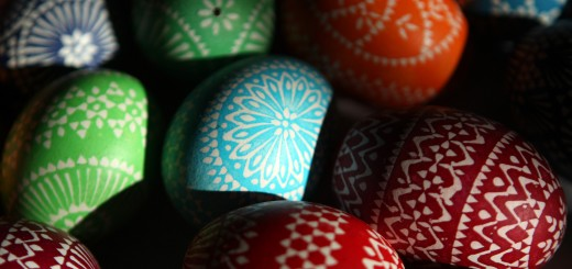 Sorbians Hold Annual Easter Egg Market