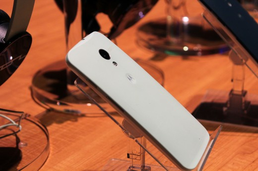 IMG 3097 520x346 Hands on with the Moto X: You wont lust after it, but its a solid smartphone