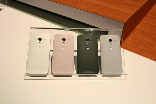 IMG 3099 520x346 Hands on with the Moto X: You wont lust after it, but its a solid smartphone