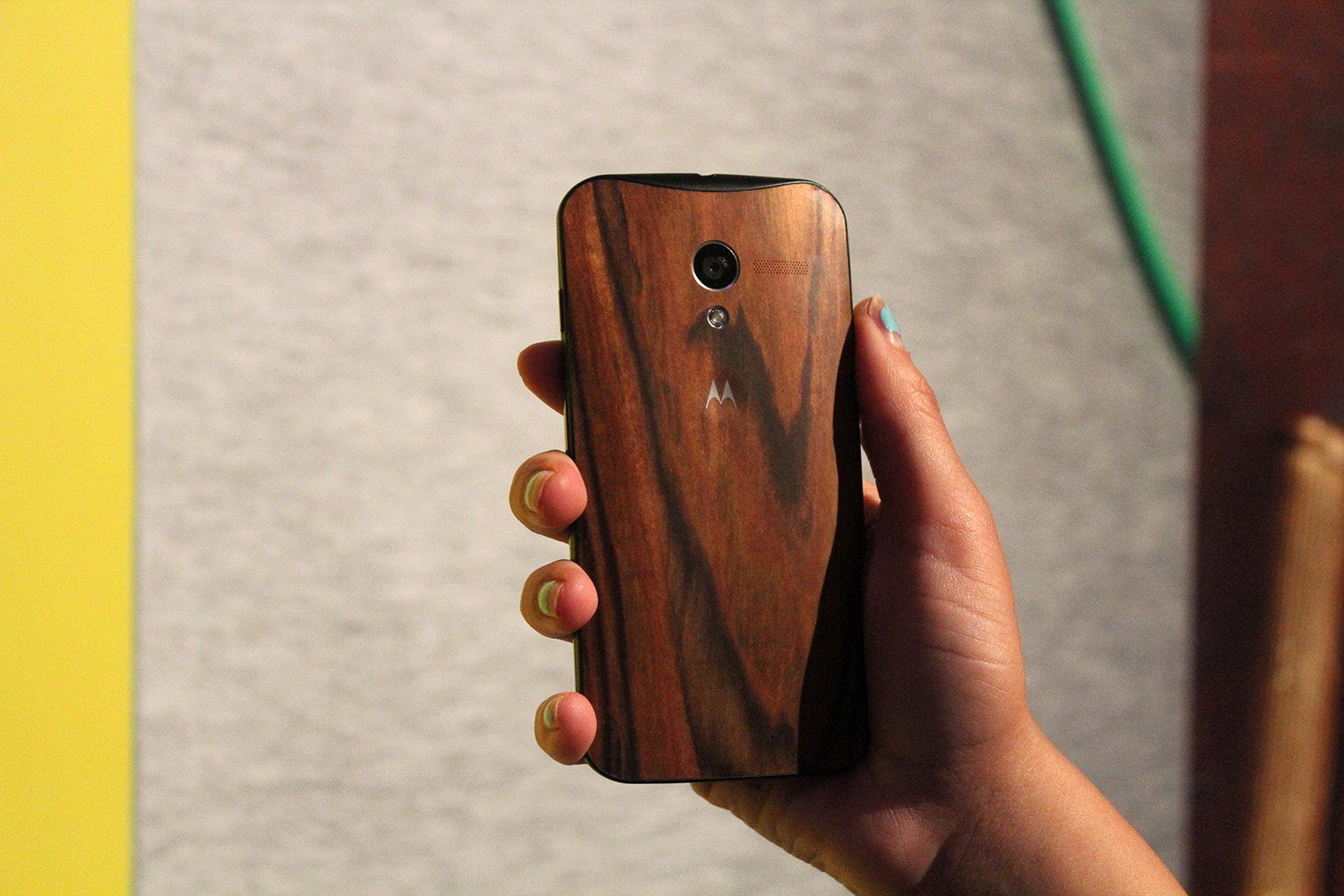 IMG 3117 Hands on with the Moto X: You wont lust after it, but its a solid smartphone