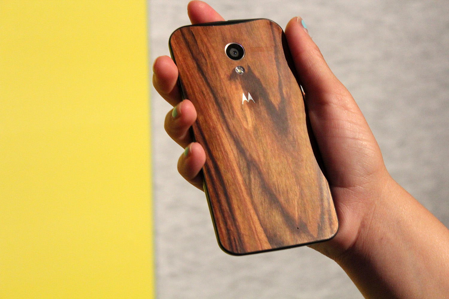 IMG 3118 Hands on with the Moto X: You wont lust after it, but its a solid smartphone