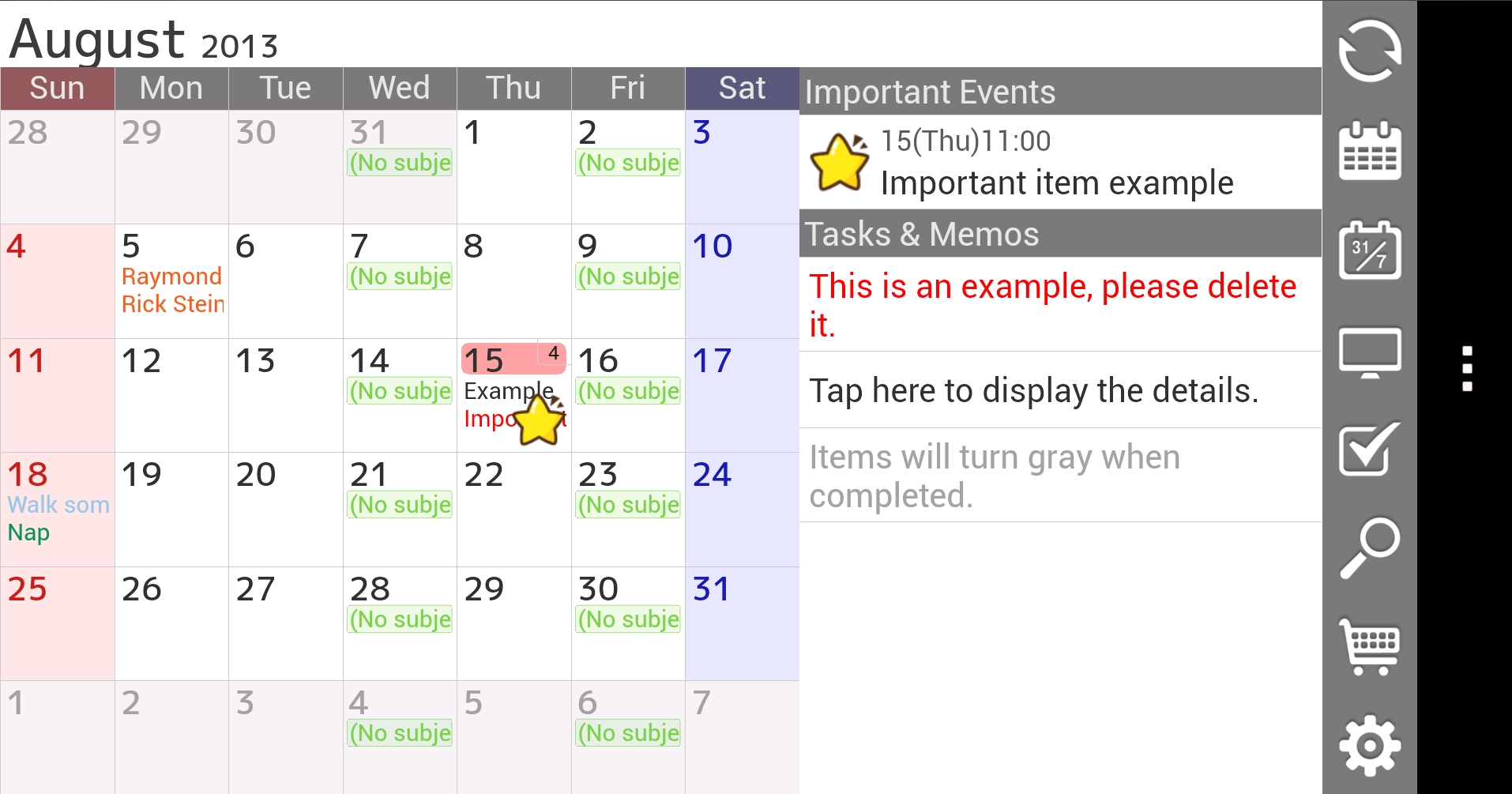 Jorte 12 of the best calendar apps available for your Android smartphone today