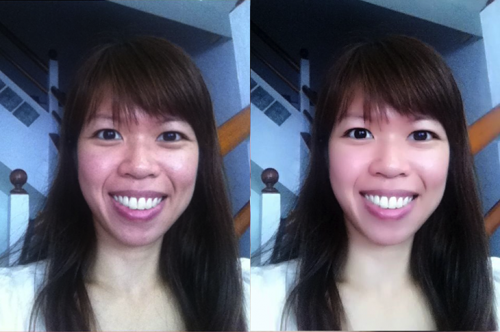 Kaylene 5 730x486 I tried 5 photo apps to help you look more beautiful online. Are they better than plastic surgery?