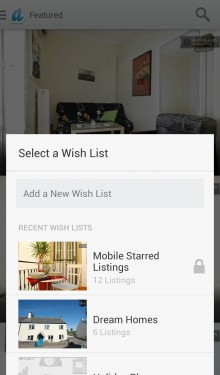 Airbnb brings Wish Lists and Instant Book to its Android app
