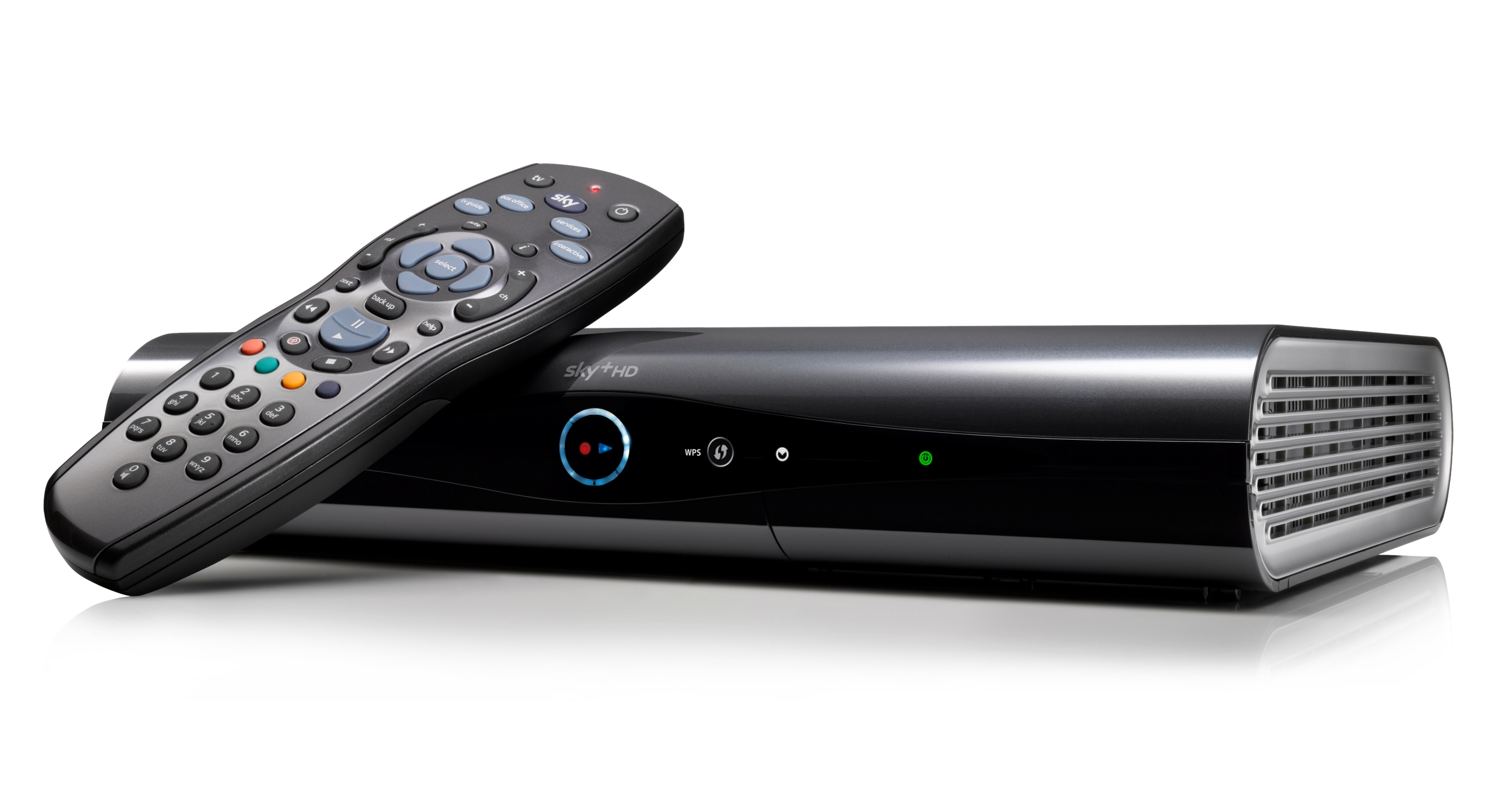 SkyHD2TB sa remote left Sky+ HD boxes that include WiFi as standard and up to 2TB of storage are now available