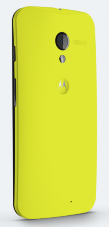 bumblebee motox 220x456 Motorolas custom color tool for the Moto X is live. Here are 10 of our favorite combinations.