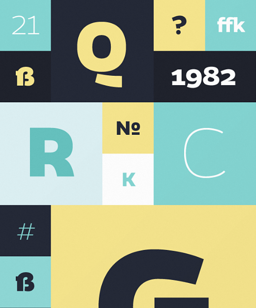 gentona 28 of the most beautiful typefaces released last month