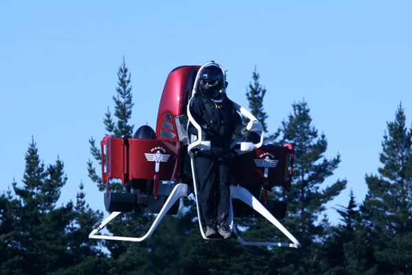jetpack martin Get ready to soar: A commercial jetpack is scheduled to arrive next year