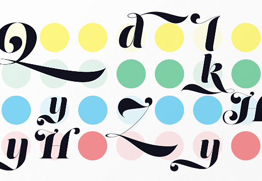 lust script 28 of the most beautiful typefaces released last month