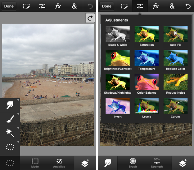 photoshop2 The iPhone photographers toolkit: 9 essential iOS apps for shooting, editing and sharing