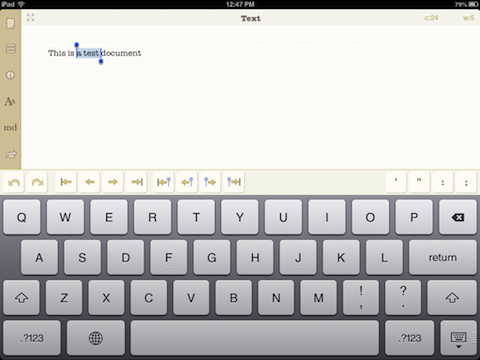 phraseology ipad The 10 best writing apps on the iPad