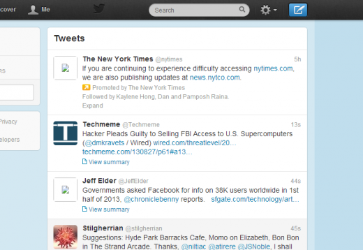 twitter 520x358 This is how the Syrian Electronic Army hacked the New York Times and Twitter