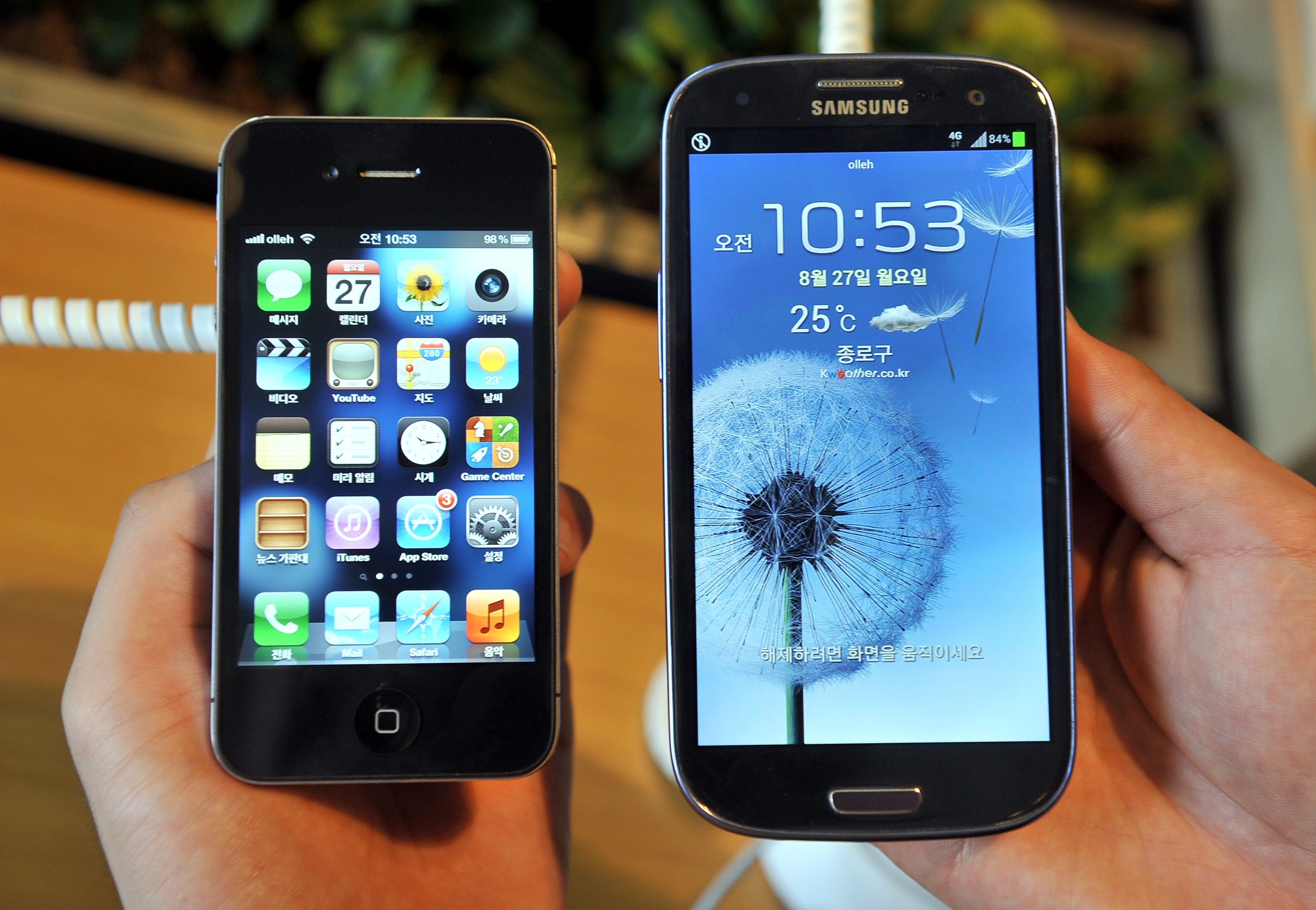 Apple 41.3% in US Smartphones, Samsung 27%, Android Up, iOS Down