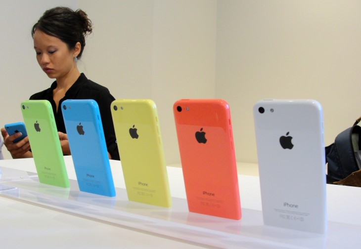 1802354651 730x504 Chinese consumers are angry that the iPhone 5C isnt cheap, but thats good for Apple