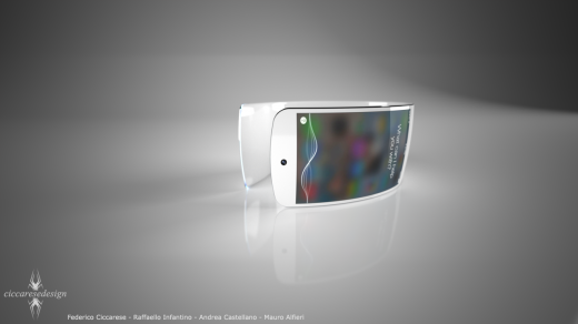 Apple iWatch 03 520x292 What to expect from Apple in 2014: A new product category and the beginnings of convergence