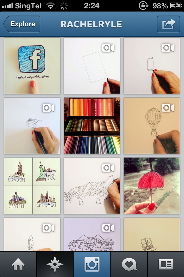 IMG 7190 Here are 10 amazingly creative users of Instagram you could learn a thing or two from