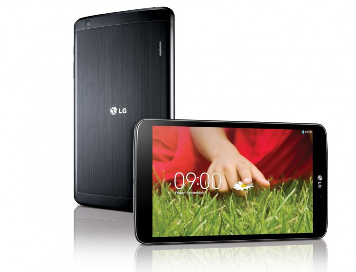 LG G Pad 8.3 03201308302020377501 730x558 LG announces the G Pad, an 8.3 inch, Android Jelly Bean powered iPad rival; going worldwide Q4 2013