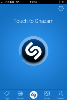 Photo 18 09 2013 11 56 05 220x330 Shazam 7 arrives just in time for iOS 7, now lets you mention friends when sharing to Facebook