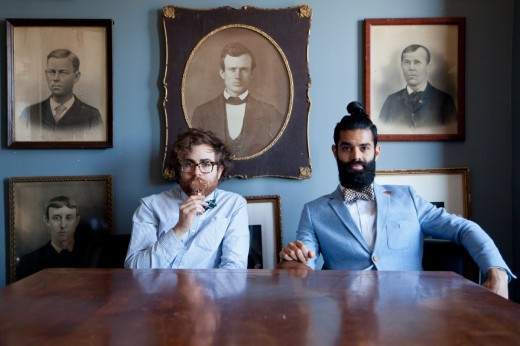 Rameet Chawla and Ryan Matzner 520x346 50 people in NYCs tech scene that you need to know
