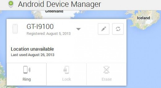 Screenshot 18 520x286 Googles phone finding Android Device Manager now lets you lock your handset remotely